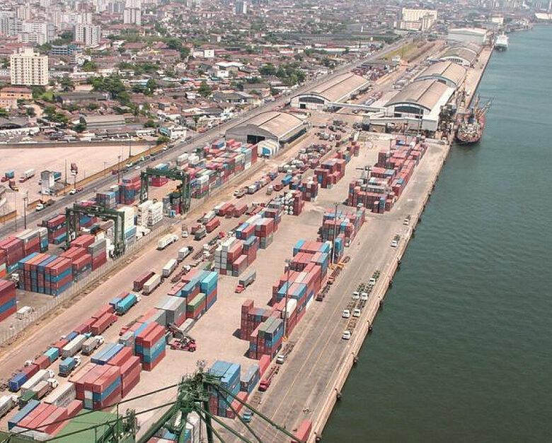 Região Portuária de Santos