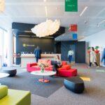 Áreas abertas e ventiladas se destaquem na volta aos escritórios no pós-pandemia